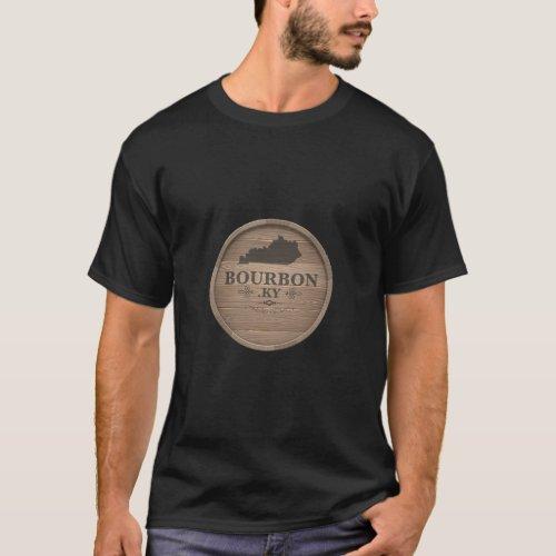 Dark BourbonKY T_Shirt