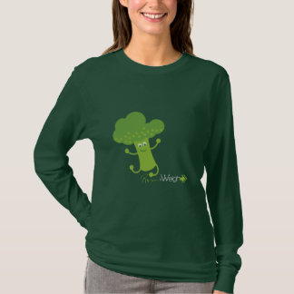 "Dark Broccoli ""t"" T-Shirt"