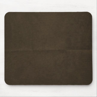 DArk Brown Creased Mouse Pad