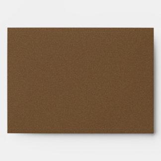 Dark Brown Star Dust Envelope