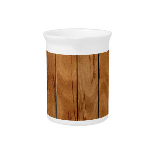 Dark brown wooden floor texture drink pitchers