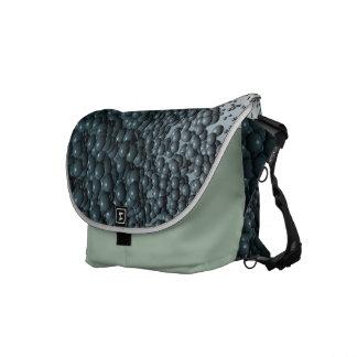 Dark Bubbles Commuter Bag
