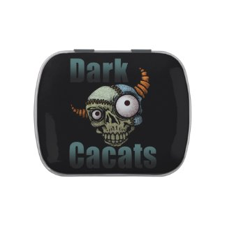 dark cacats1 jelly belly candy tin