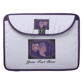 Dark Cameo MacBook Pro Sleeves