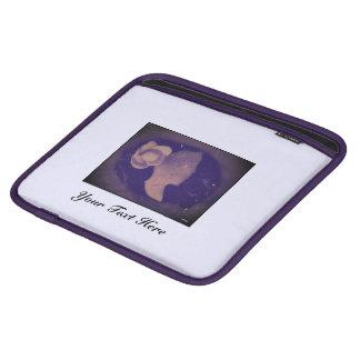Dark Cameo Sleeves For iPads