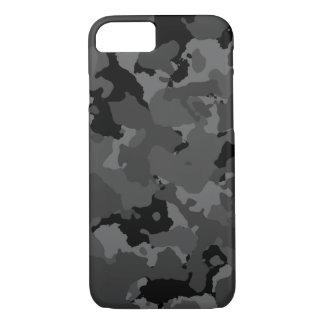 Dark Camo Pattern iPhone 8/7 Case