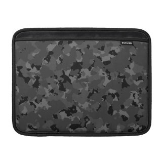 Dark Camo Pattern Sleeve For MacBook Air