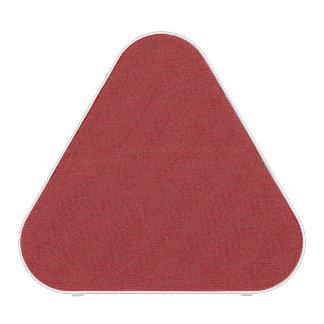 Dark Candy Apple Red Star Dust Speaker