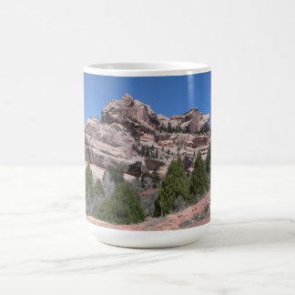 Dark Canyon Utah Landscapes Skyscapes Waterscapes Coffee Mug