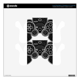 Dark Chakra Decal For PS3 Controller