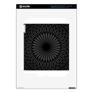 Dark Chakra Skin For iPad 3