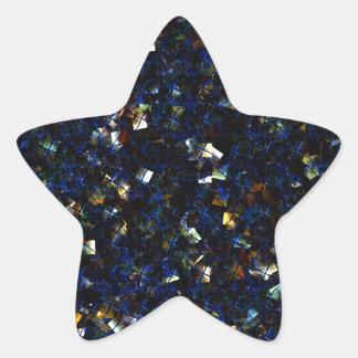 Dark Chaos Star Sticker