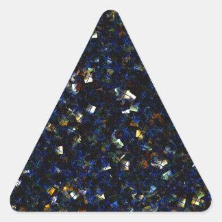 Dark Chaos Triangle Sticker