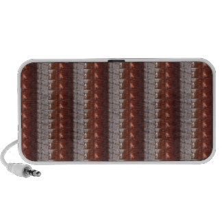 Dark Chocolate Engraved Embroidered Look GIFTS Travel Speaker