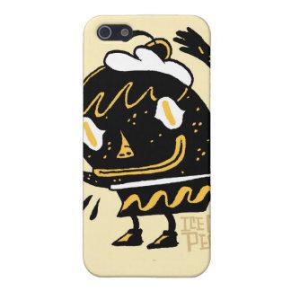 Dark Chocolate Ice Cream iPhone 5 Cases
