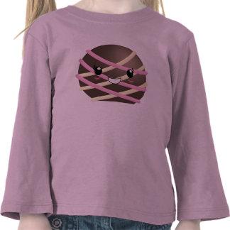 Dark Chocolate Truffle Long Sleeve (Toddlers) Tshirts