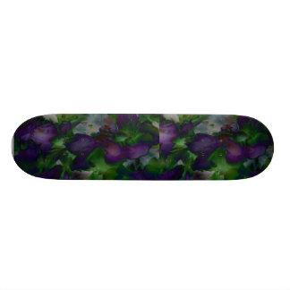 Dark Clouded Sandcherry Skateboard