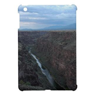 Dark clouds over the Rio Grande. iPad Mini Cover
