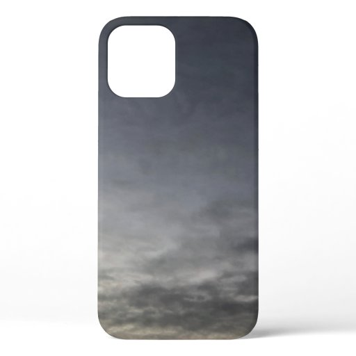 Dark Clouds Phone / iPad cases