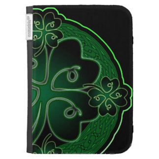 Dark Clover Kindle 3 Cases