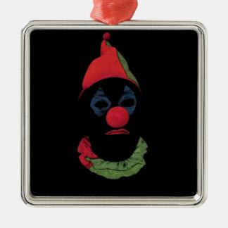 Dark Clown Christmas Ornaments