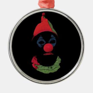 Dark Clown Ornaments