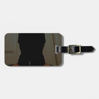 DARK COLLARED SLAVE BAG TAG