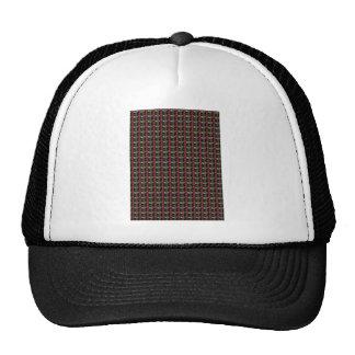 DARK Colored Stripes : Elegant UNIQUE Pattern GIFT Trucker Hat