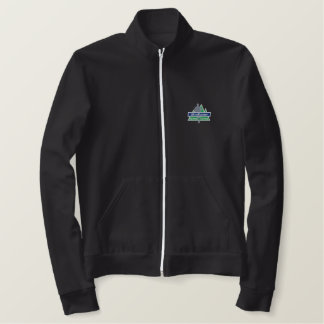 Dark Colored UltraRunner Gear Embroidered Jacket