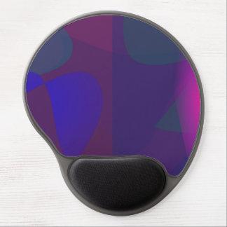 Dark Contrast Gel Mouse Pad