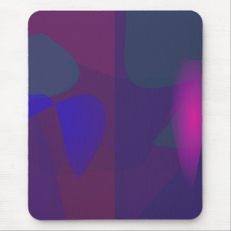 Dark Contrast Mouse Pad