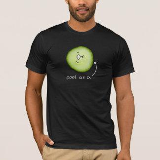 dark cool as a cucumber T-shirt