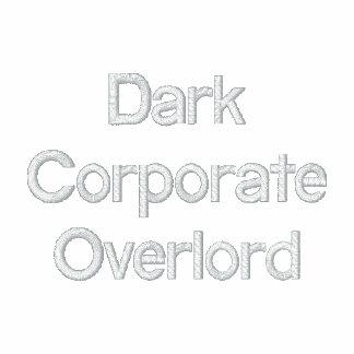 Dark Corporate Overlord Polo