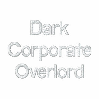 Dark Corporate Overlord Polo
