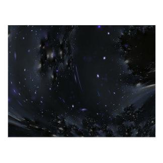 Dark Cosmos Postcard