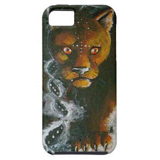 Dark Cougar Iphone 4 Case