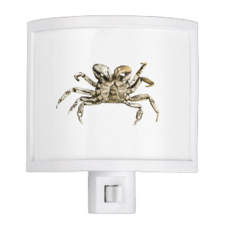 Dark Crab Photo Night Light