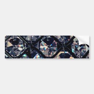 Dark Crystal Gems Print Bumper Sticker