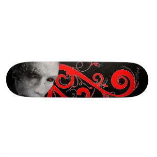 Dark Cyborg Custom Skateboard