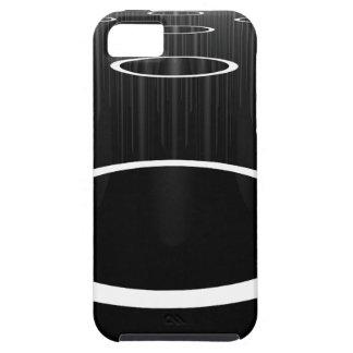 Dark Cylinders iPhone SE/5/5s Case
