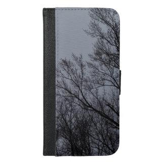 'Dark Days' iPhone 6/6s Plus Wallet Case