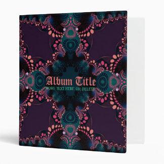 Dark Deities Mystic Album Art Binder
