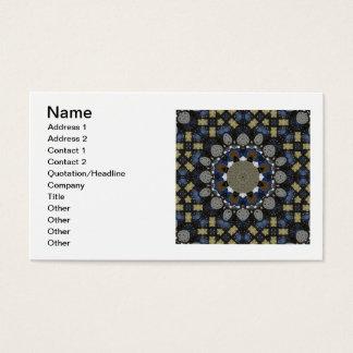 Dark Depths of Time Business Card