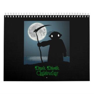 Dark Derek Calendar