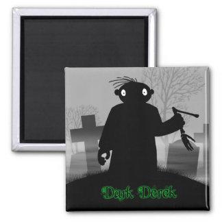 Dark Derek - Graveyard Fridge Magnets