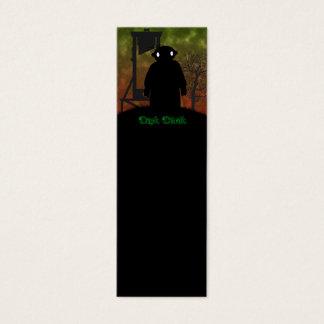 Dark Derek - Guillotine Mini Business Card