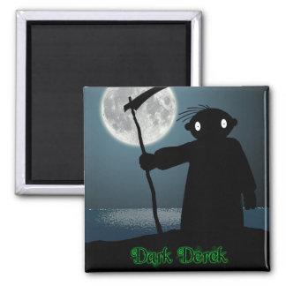 Dark Derek - Scythe Fridge Magnets