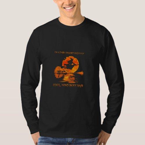 Dark Desert Highway Witches Hocus Pocus T_Shirt