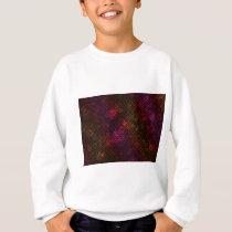 Dark diamond pattern sweatshirt