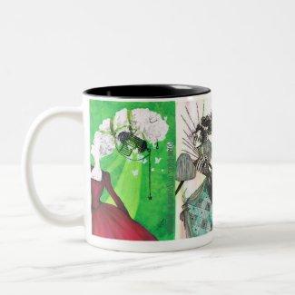 Dark Divas mug